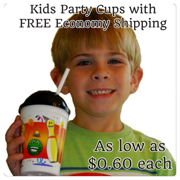 Bowling Birthday Party Supplies by Sierra Products