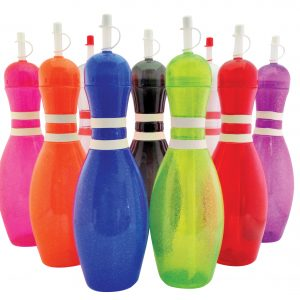 Bowling Pin Water Bottles