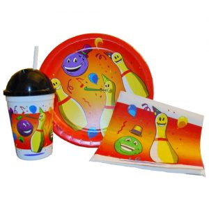 Bowling Birthday Party Supplies