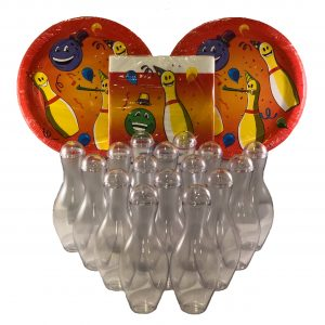 Mini Bowling Pin Party Pack
