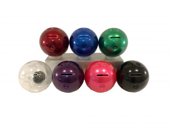 Small Bowling Ball Bank