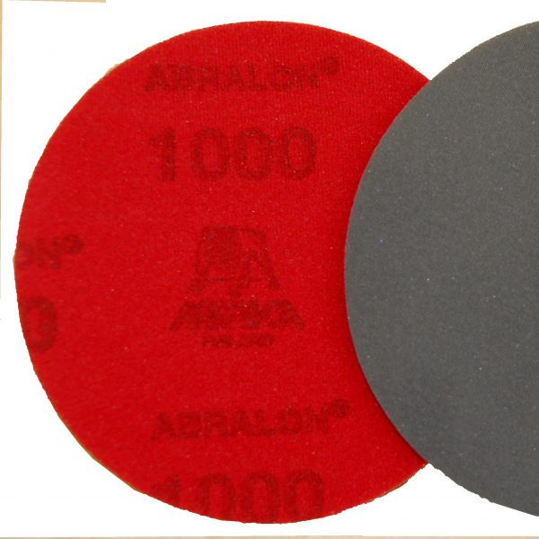 Abralon Bowling Ball Resurfacing Pads 1000 grit