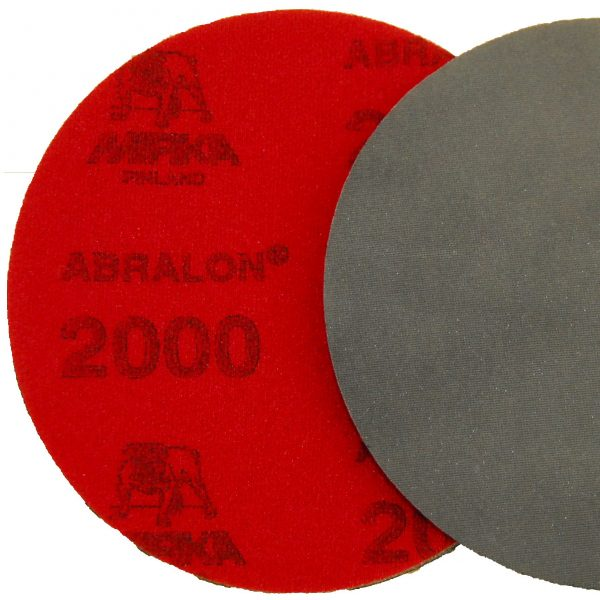 Abralon Bowling Ball Resurfacing Pads 2000 grit