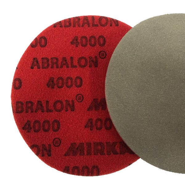 Abralon Bowling Ball Resurfacing Pads 4000 grit